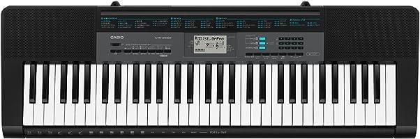 CASIO 61鍵盤 電子キーボード ベーシック CTK-2550