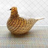 iittala イッタラ Birds by Toikka バード バイトゥイッカ Summer Grouse 4993 北欧 インテリア