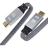 HDMI ケーブル 0.5M Snowkids HDMI 2.0規格 HDMI Cable 4K 60Hz ハイスピード hdmiケーブル 4K対応 18Gbps/HDR/UHD/3D 高速イーサネット PS4/3 Fire TV Nintendo