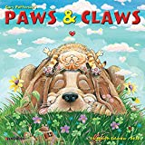 Paws & Claws by Gary Patterson 2022 Mini Calendar