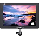 FEELWORLD T7 7 Inch IPS 4K HDMI Camera Field Monitor Video Assist Full HD 1920x1200 Solid Aluminum Housing DSLR Monitor with