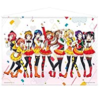 最もLottery premium Love Live 。The School Idol Movie Last One Prize吊りタイプアートポスター