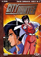 City Hunter - Stagione 01 #02 (4 Dvd) [Italian Edition]