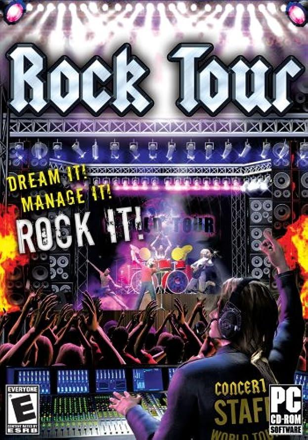 時々時々領事館赤面Rock Tour Tycoon (輸入版)
