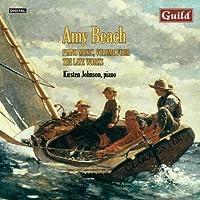 Piano Music Vol 4 by Amy Beach (2012-11-13)