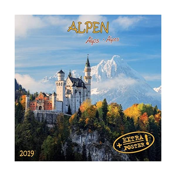 Alpen - Alps - Alpes 201...の商品画像