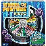 Wheel of Fortune Bingo Game