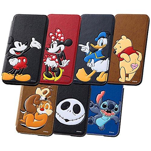 レイ・アウト iPhone 6/6s ディズニーポップアップブックレザーケース (ICカード収納ポケット×1 / スタンド機能) ドナルドダック  RT-DP9J/DD