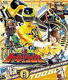 スーパー戦隊シリーズ 烈車戦隊トッキュウジャー VOL.3[Blu-ray/ブルーレイ]