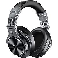 OneOdio ヘッドホン FuSion A7 Bluetooth 5.0 密閉型 50時間再生 AAC対応 マイク付き…