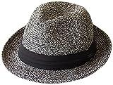 (エッジシティー)EdgeCity 洗える帽子 折りたためる ホームウォッシュマニッシュ ハット