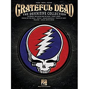 Grateful Dead: The Definitive Collection: Piano - Vocal - Guitar