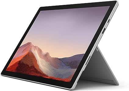 マイクロソフト Surface Pro 7 / Office H&B 2019 搭載 / 12.3 インチ /第10世代 Core-i3 / 4GB / 128GB / プラチナ VDH-00012