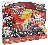 Cars 3 Giant Art & Activity Tray Over 1000+ pcs [並行輸入品]