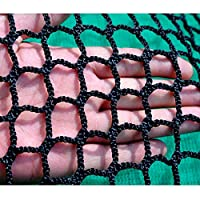 安全ネット 防護ネット 階段ネット 子供 幼児 転落防止網 簡単設置 丈夫 取り付けバンド付属 目合:35mm 1×3m