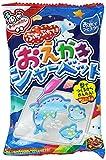 おえかきシャーベットグレープ 6個入BOX (食玩・知育)