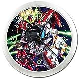 Wall Clock - Valvrave The Liberator - Haruto, I-Elf & Valvrave New Licensed ge19083