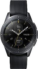 Galaxy Watch 42mm ミッドナイトブラック【Galaxy純正 国内正規品】 Samsung スマートウォッチ iOS/Android対応 SM-R81010118JP