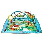 TINY LOVE Baby Playmat Gymini Kick & Play City Safari