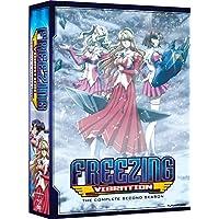 フリージング ヴァイブレーション:コンプリート・シリーズ 限定版 北米版 / Freezing Vibration: The Complete Series