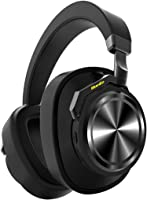 Bluedio T6 (Turbine) Active Noise Canceling Bluetooth Headphones Stereo Wireless Over-ear Headphones Built in Mic, Cloud...