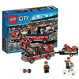 レゴ (LEGO) シティ レースバイクキャリアー 60084