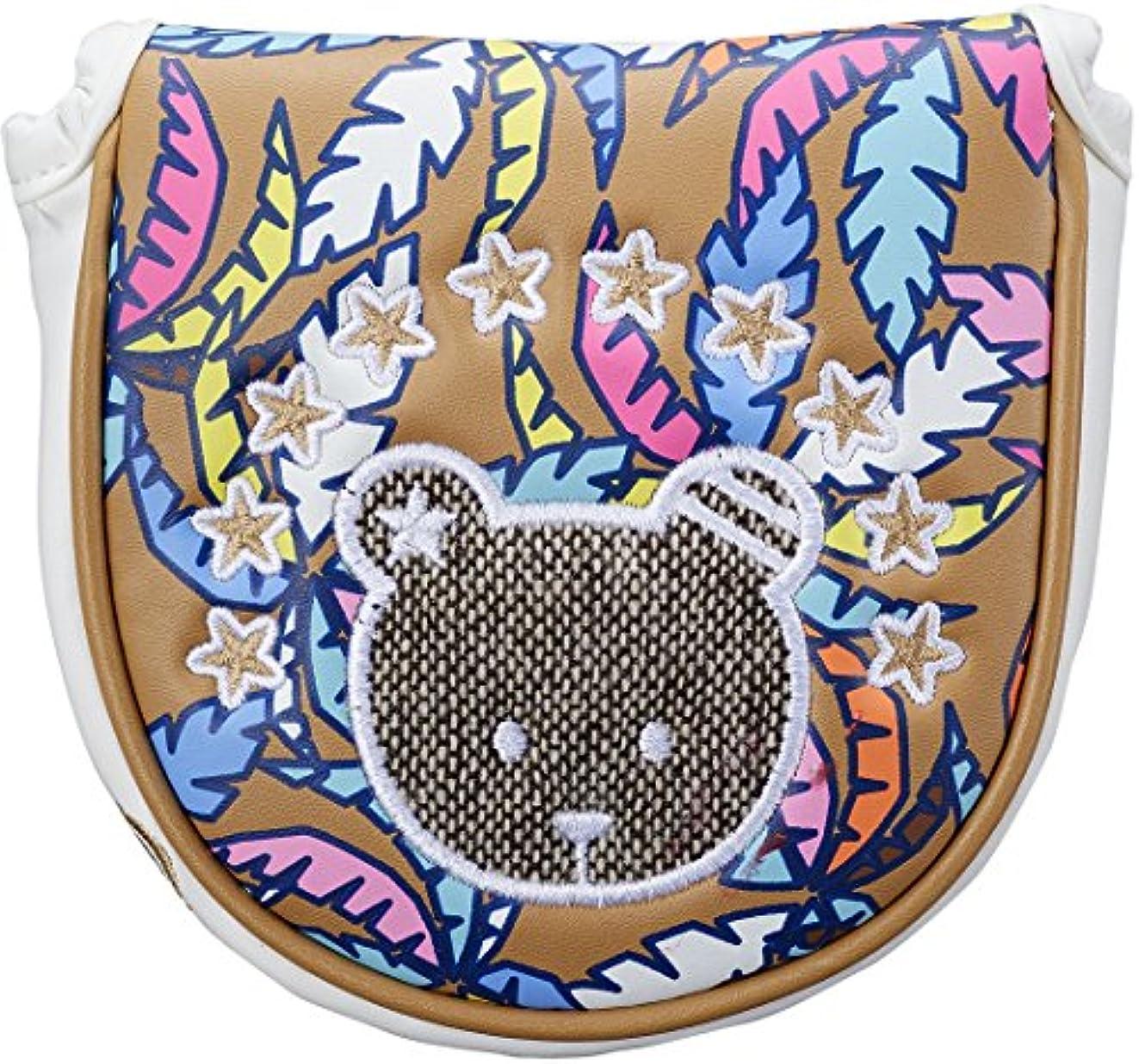 提案ミニハイランドオデッセイ ODYSSEY ヘッドカバー BEAR NEO MALLET PT パターカバー