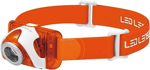 LEDヘッドライト SEO3 釣り/登山/トレラン用 【明るさ約100ルーメン】 【最長7年保証】 単4乾電池(AAA) x3本/防水等級:IPX6 [日本正規品]