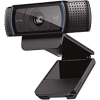 ロジクール ウェブカメラ C920n ブラック フルHD 1080P ウェブカム ストリーミング 自動フォーカス ステレ…