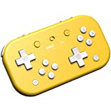 8Bitdo Lite Bluetooth Gamepad for Switch Lite, Switch & Windows (Yellow Edition)