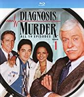 Diagnosis Murder: The First Season [Blu-ray]