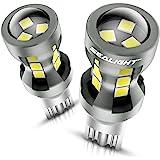 SEALIGHT 912 LED Bulbs, 912 921 LED Backup Light Bulbs, 912 921 LED Reverse Light 6000K 2600Lumens Super Bright, T15 906 904