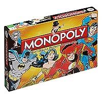 Monopoly DC Universe wersja angielska