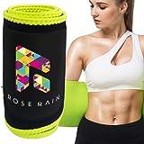 ROSERAIN Waist Trainer for Weight Loss Waist Cincher Corset Waist Trimmer Belt for Women & Men,Slimming Body Shaper,Sport Sau
