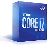 インテル CPU INT-BX8070110700K/A 特製シール付 Core i7-10700K プロセッサー、3…