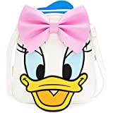 Loungefly Donald and Daisy Duck Double Sided Mini Backpack