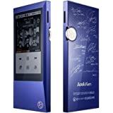 Astell&Kern AK Jr MP3 Player,Hi-Res Music Player with Bluetooth,Aluminum Alloy Body/Touch Screen for Running/Gym 64GB (Blue)
