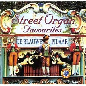 Street Organ Favourits