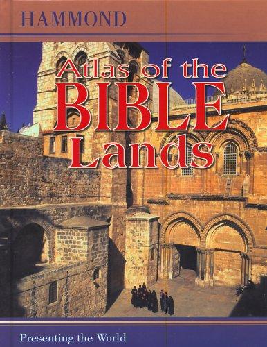 Download Hammon Atlas of the Bible Lands 0843709413