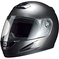 マルシン(MARUSHIN) バイクヘルメット フルフェイス M930 ガンメタリック フリーサイズ(57~~60CM)