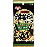亀田製菓 海苔ピーパック 42g×10袋