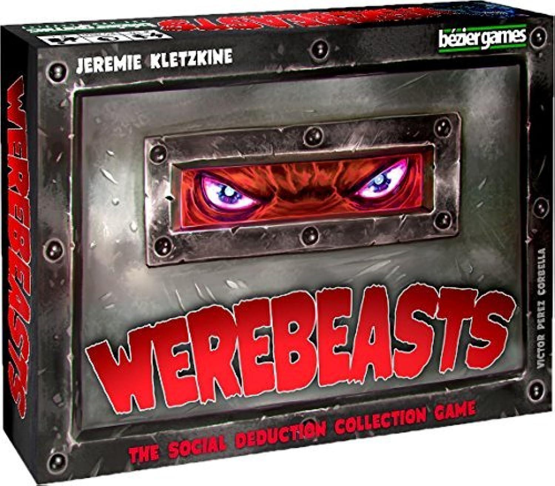 Bezier Games Werebeasts [並行輸入品]