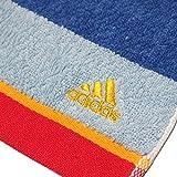 adidas 汗拭き スリム スポーツ タオル 行楽 や アウトドア フィットネス 健康 的 な 運動 に (07.ブルー系B)