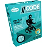 ThinkFun 1901 Code: On The Brink Game Coding Games, Blue