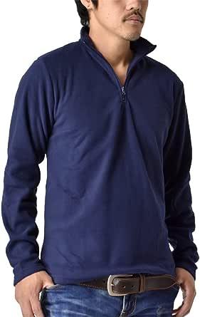(アルージェ) ARUGE フリース マイクロフリース スウェット メンズ ニット セーター おしゃれ 大きいサイズ M L LL 2L 3L XL / D1S