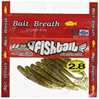 Bait Breath(ベイトブレス) ワーム ルアー U30 フィッシュテイル 2.8#720 グリパンブルーパール
