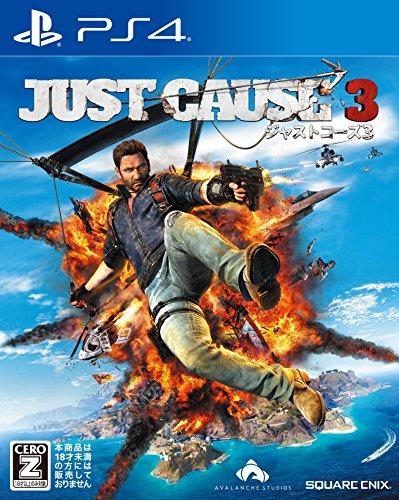 ジャストコーズ3 【CEROレーティング「Z」】 - PS4...