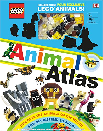 LEGO Animal Atlas: Discover th...