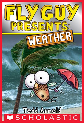 amazon co jp fly guy presents weather scholastic reader level 2
