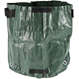 Plant Grow Bags Potato Seeding Planter Bags PE Garden Planting Container Pots With Side Window & Handle Straps for Grow Vegetables